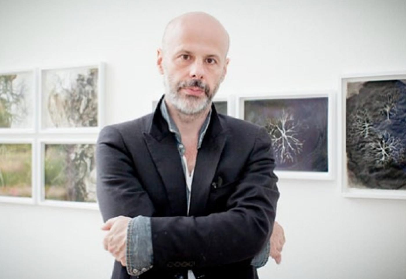 Philippe Parreno. Photo-Matthias Willi.
